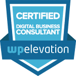 WPElevation Certified Digital Business Consultant